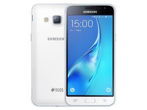 SAMSUNG Galaxy J3 (2016) DUOS Smartphone, white