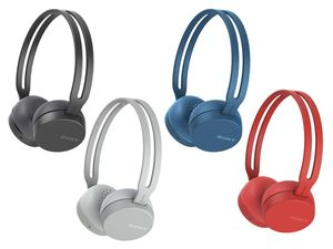 SONY Bluetooth®-Kopfhörer WH-CH400B