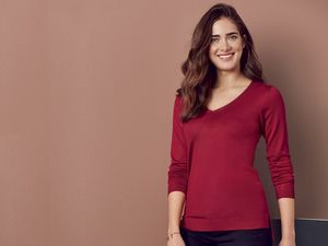 ESMARA® Damen Feinstrick-Pullover