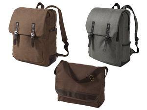 LIVERGY® Herren Rucksack/Tasche