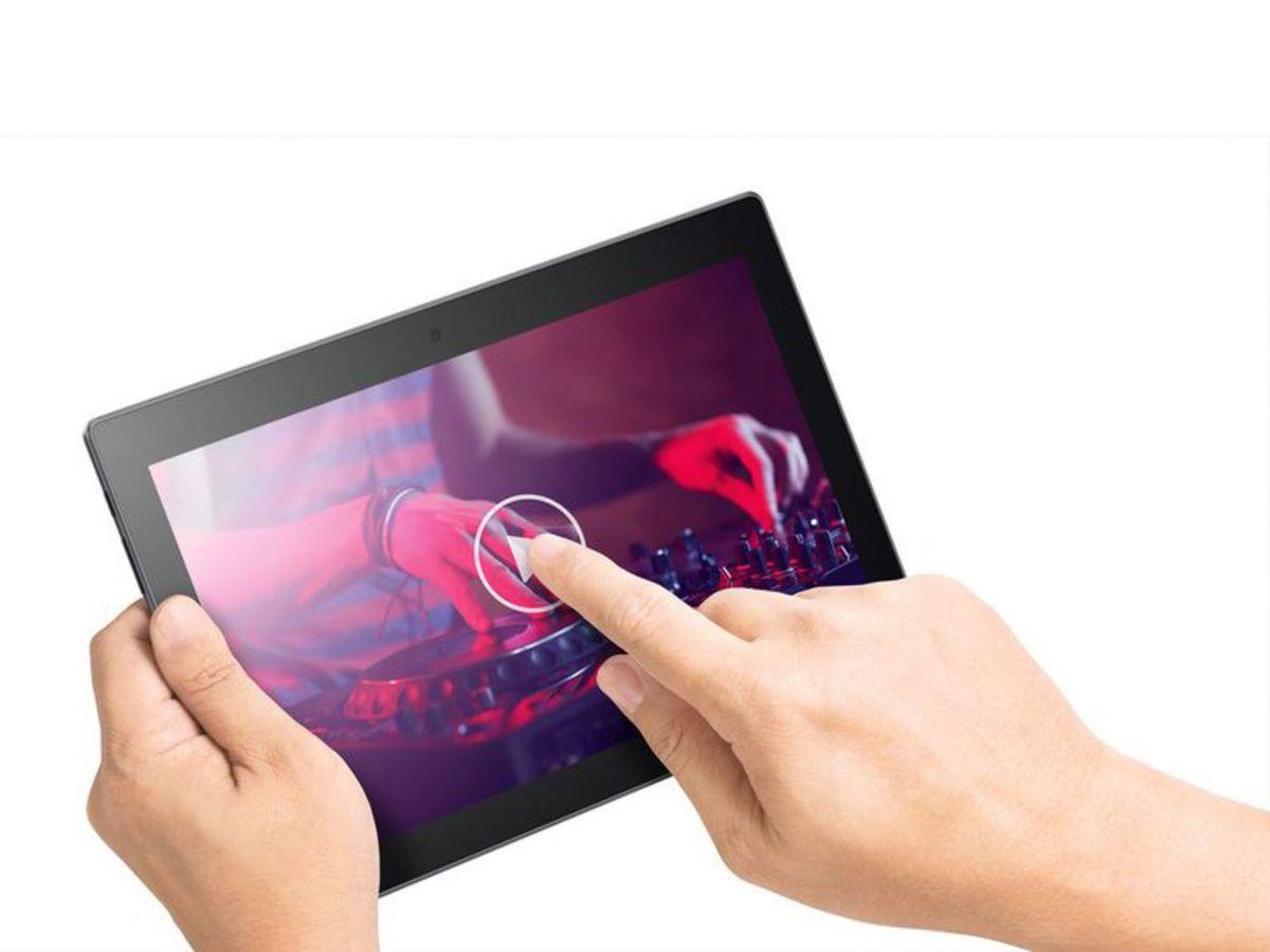 Bild 5 von Lenovo TAB3-X70L 10 Business Tablet + BullGuard Security + Surf Karte