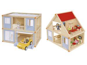 PLAYTIVE® JUNIOR Holz-Spielhaus