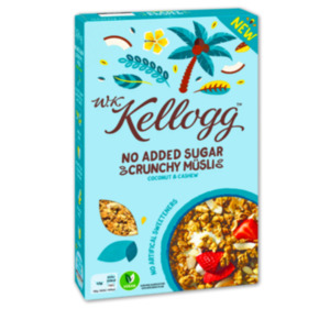 W.K. KELLOGG Crunchy Müsli