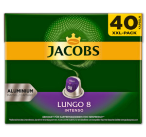 JACOBS Aluminium Kapseln