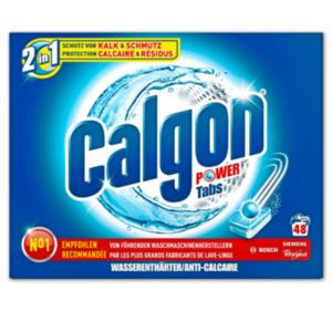 CALGON Power Tabs