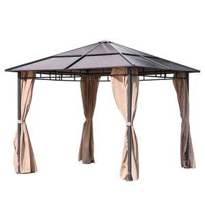 Pavillon Napa - Stahl / Webstoff, Garden Pleasure