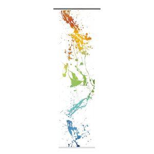Schiebevorhang Blanca - Multicolor, Home Wohnideen