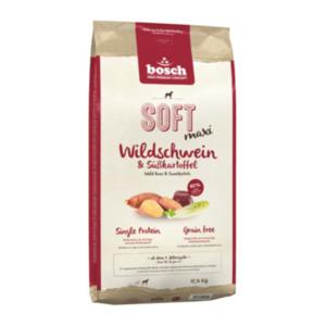 bosch Soft maxi Wildschwein & Süßkartoffel