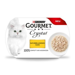 Gourmet Crystal 20x50g