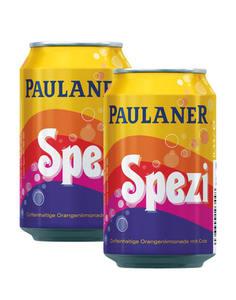 Paulaner Spezi Limo