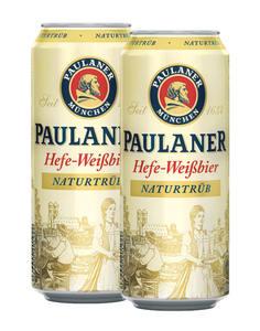 Paulaner Hefe Weißbier