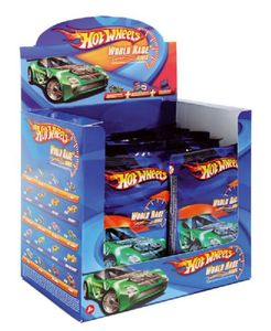 Hot Wheels, 1:64 World Race Fahrzeuge, R9105-0