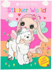 House of Mouse - Stickeralbum - Sticker World Familie Hase