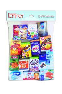 Kaufladenbeutel groß mit Schachteln Tanner