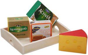 Käse Butter Tablett Tanner Kaufladenzubehör