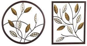 Wanddeko - Ast - aus Metall - verschiedene Formen