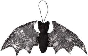 Dekohänger - Fledermaus - aus Polyester - 36 cm