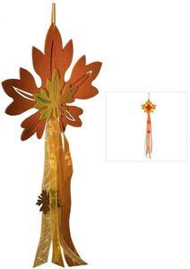 Dekohänger - Herbstblatt - aus Filz - 80 cm - 1 Stück