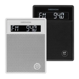 MEDION LIFE P65702 Bluetooth Steckdosenradio