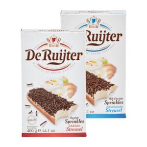 De Ruijter Schokoladenstreusel