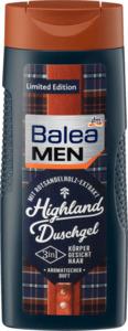 Balea MEN Duschgel Highland