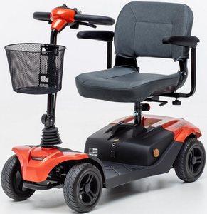 Mobilis Elektromobil, Scooter M34+, 6 km/h, wird direkt an den Kunden inklusive Einweisung geliefert