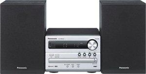 Panasonic »SC-PM254EG« Microanlage (Bluetooth, Digitalradio (DAB), FM-Tuner mit RDS, 20 W)