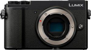 Lumix Panasonic »DC-GX9EG-K« Systemkamera (20,3 MP, 4x opt. Zoom, Bluetooth, WLAN (Wi-Fi)