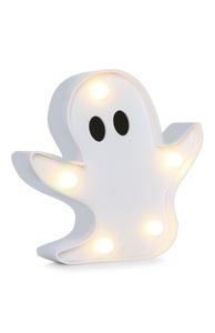Gespensterförmige Lampe für Halloween