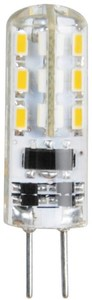 XavaX LED-Stiftsockellampe, G4 Warmweiß LED-Leuchtmittel / A++