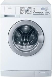 AEG Lavamat L6479AFL Stand-Waschmaschine-Frontlader weiß / A+++