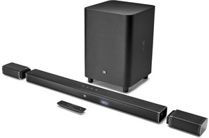 JBL Bar 5.1 Soundbar + Subwoofer schwarz
