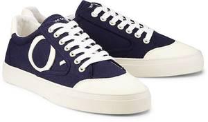 Canvas-Sneaker von Marc O'Polo in blau für Herren. Gr. 42,43,44