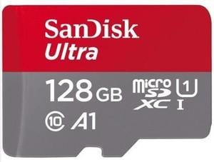 Sandisk Speicherkarte microSDXC 128 GB