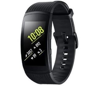 Samsung Smart Watch Gear Fit2 ,  Pro, S, schwarz
