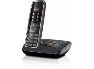 Gigaset Telefon C 530 A ,  schwarz