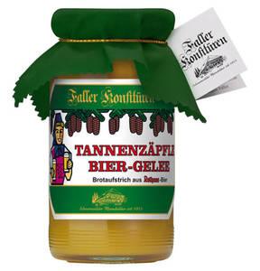 Tannezäpfle Bier-Gelee