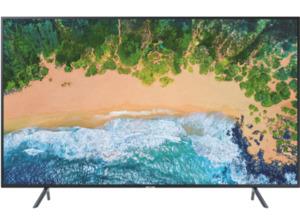 SAMSUNG UE55NU7179UXZG, 138 cm (55 Zoll), UHD 4K, SMART TV, LED TV, 1300 PQI, DVB-T2 HD, DVB-C, DVB-S2
