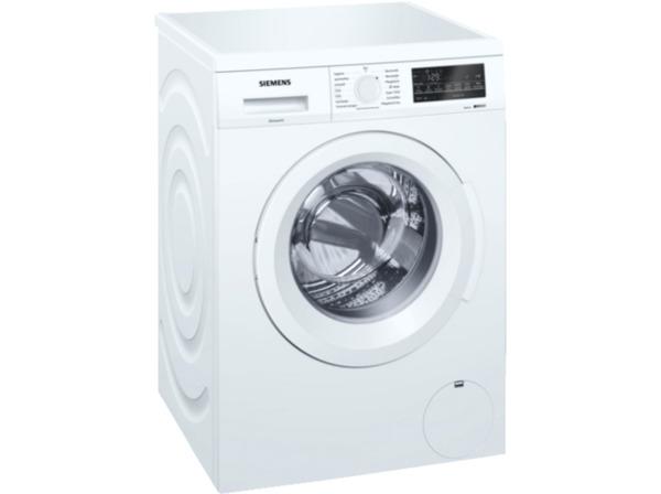 Siemens wu q iq kg waschmaschine frontlader u min
