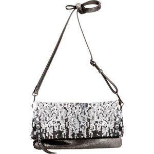 Pailletten-Tasche