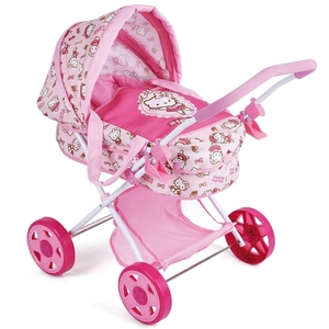 Hauck Toys - Hello Kitty Puppenwagen