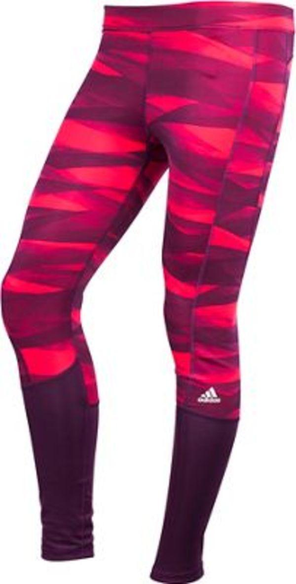adidas TECHFIT LONG PRINT TIGHT Damen von Runners Point