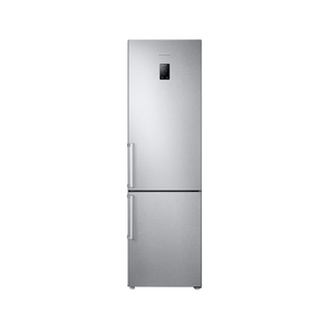 Samsung RB37J5349SL Edelstahl Look Kühl-/Gefrierkombination, A+++, 267/98 Liter, 201 cm