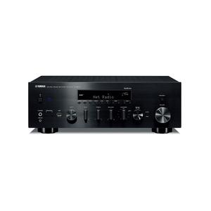 YAMAHA R-N803D Schwarz - 2.1 AV-Receiver (200 Watt, Bluetooth, Wi-Fi, DAB+, DLNA)