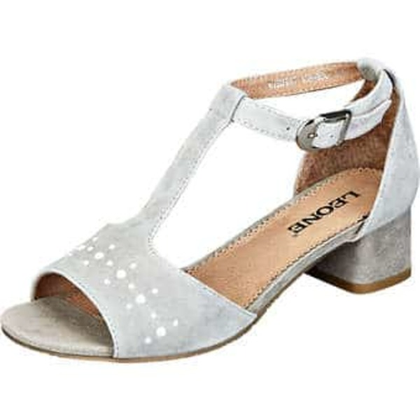 Leone Sandale Damen grau von Siemes ansehen! » DISCOUNTO.de dbd731a56d