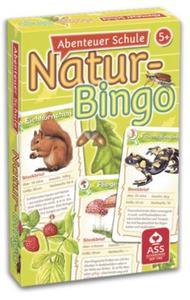 Abenteuer Schule - Natur-Bingo (Kartenspiel)