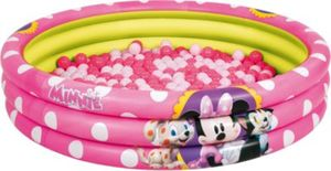 Planschbecken Mickey Mouse Clubhouse Minnie Mouse, inkl. 75 Spielbälle