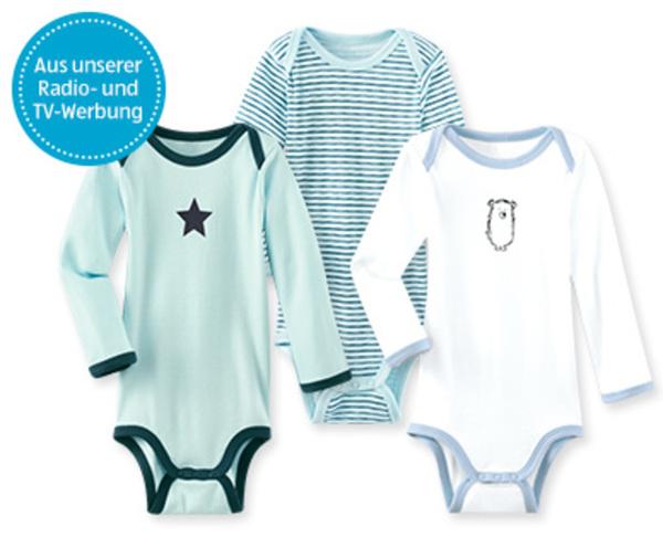 Baby  Bodys in   Langarm 4 Stück!!!!!