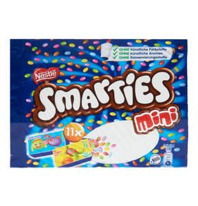 NESTLE             Smarties Minis, 11 Stück                 (3 Stück)