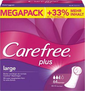 Carefree® Megapack Slipeinlage Plus Large (mit 33% mehr Inhalt)